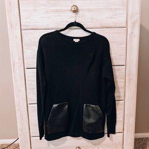 Black J.Crew Sweater
